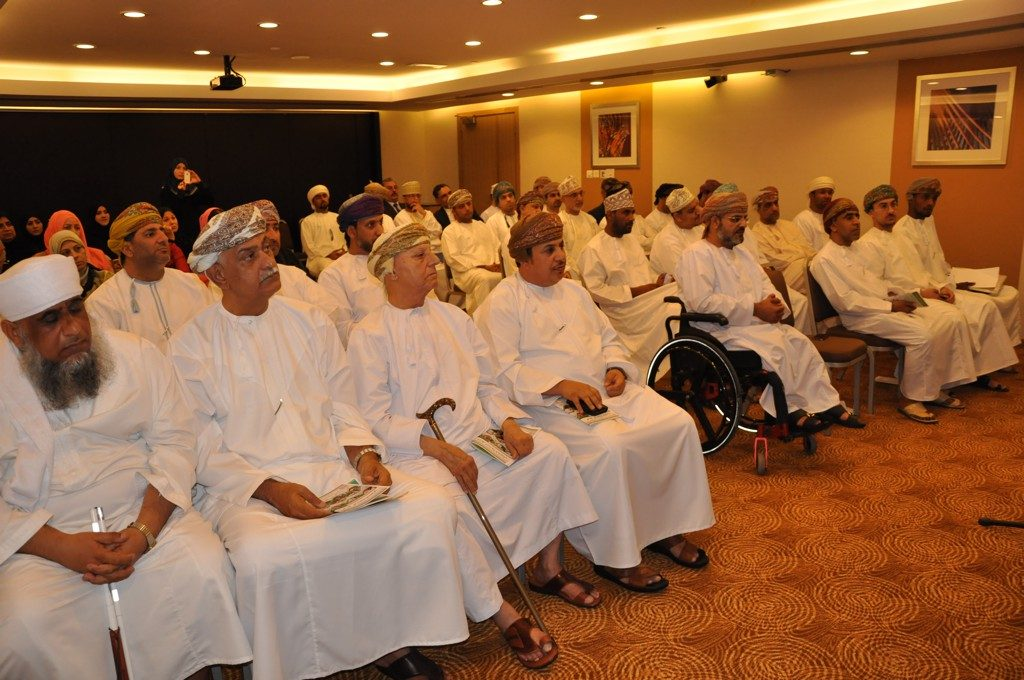 Support to various charitable organizations in Oman
